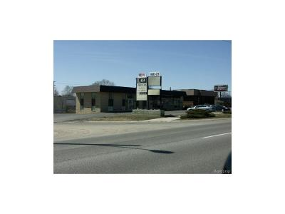 Oakland County Commercial Lease For Lease: 4511 Highland Road