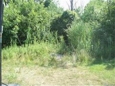 Grosse Ile, Gross Ile, Grosse Ile Twp Residential Lots & Land For Sale: 649 Ferry