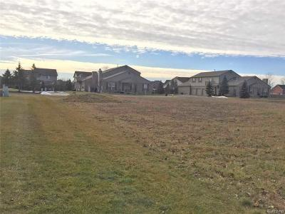 Gibraltar Residential Lots & Land For Sale: 14180 Watersway Drive