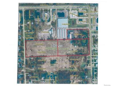 Commercial Lots & Land For Sale: 1355 Airport Road