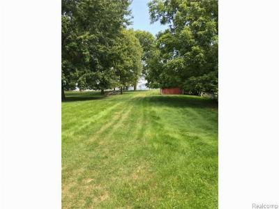 Grosse Ile, Gross Ile, Grosse Ile Twp Residential Lots & Land For Sale: 27115 East River