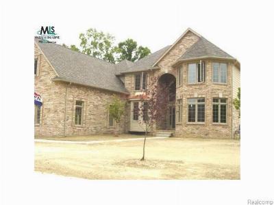 Washington Twp Single Family Home For Sale: 5069 Starcreek Lane