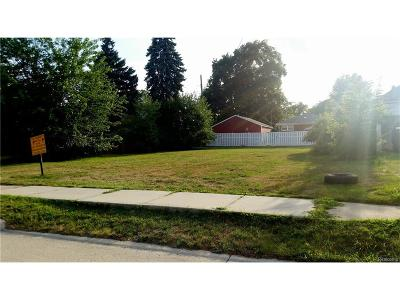 Wyandotte Residential Lots & Land For Sale: 632 Garfield Street