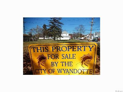 Wyandotte Residential Lots & Land For Sale: 1 13th Street