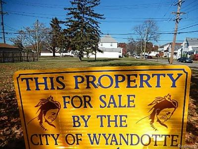 Wyandotte Residential Lots & Land For Sale: 221 Clinton Street