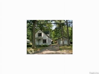 Southfield Single Family Home For Sale: 23650 Millard Street