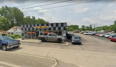 Waterford Twp MI Commercial For Sale: $849,900