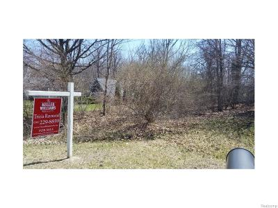Clay Twp MI Residential Lots & Land For Sale: $19,900