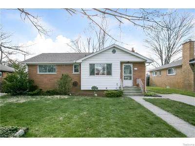 Rochester MI Single Family Home Sold: $202,000