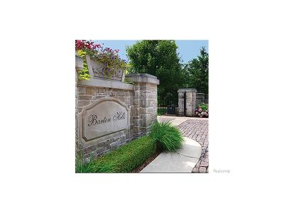 Bloomfield Hills Residential Lots & Land For Sale: 135 Bridgeview