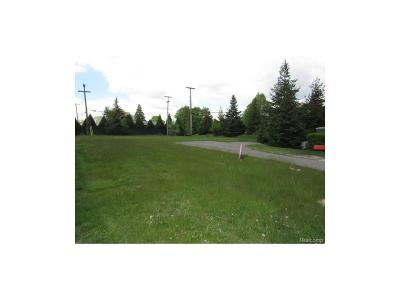 Residential Lots & Land For Sale: 24835 Muirfield Drive