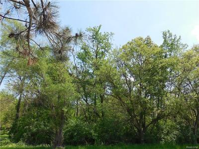 West Bloomfield Twp Residential Lots & Land For Sale: 0005 Haggerty Road