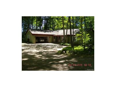 Charlevoix MI Single Family Home For Sale: $425,000