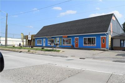 Oakland County Commercial For Sale: 7627 Highland Road