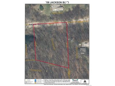 Residential Lots & Land For Sale: 038 Jackson Blvd