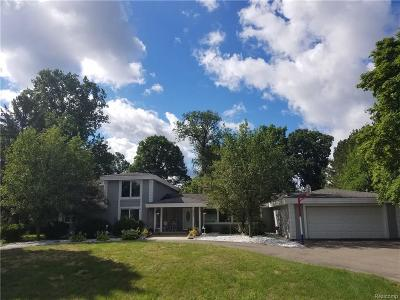 Single Family Home For Sale: 3475 Devon Brook Drive