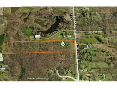 Auburn Hills Residential Lots & Land For Sale: Bald Mountain