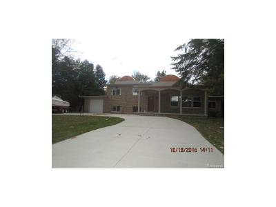 Dearborn Heights Single Family Home For Sale: 27304 Doxtator