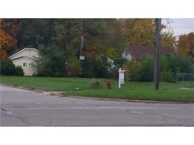 Livonia Residential Lots & Land For Sale: 19292 Farmington Road