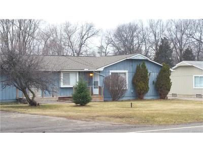 Commerce Twp Condo/Townhouse For Sale: 2657 Benstein Road
