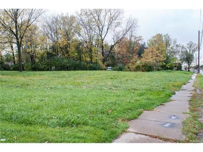 Macomb County, Oakland County, Wayne County Commercial Lots & Land For Sale: 27115 Michigan Avenue