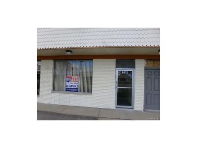 Commercial Lease For Lease: 8312 E 12 Mile Road
