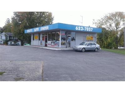 Oakland County Commercial For Sale: 5805 Dixie
