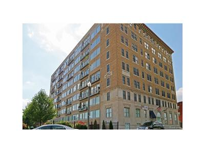 Detroit Condo/Townhouse For Sale: 2915 John R #207