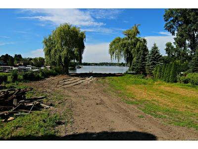 West Bloomfield Twp MI Residential Lots & Land For Sale: $850,000