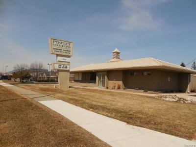 Oakland County Commercial For Sale: 3650 Dixie Highway