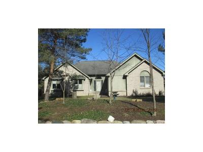 Commerce Single Family Home For Sale: 1860 Loon Lake Road