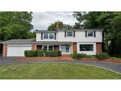 Grosse Ile Twp MI Single Family Home For Sale: $505,000