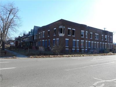 Detroit Multi Family Home For Sale: 204 E Philadelphia Street