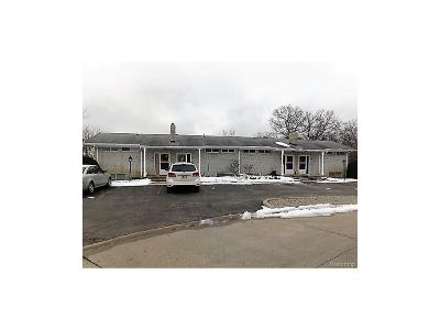 Oakland County Commercial For Sale: 191 Summit View Court