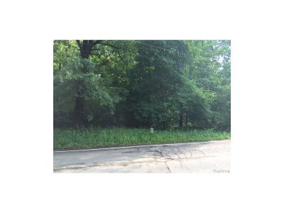 Orchard Lake Residential Lots & Land For Sale: W Old Orchard Trail