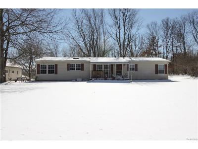 Single Family Home For Sale: 374 Country Court