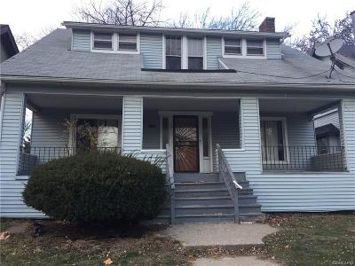 Highland Park Single Family Home For Sale: 74 Florence Street