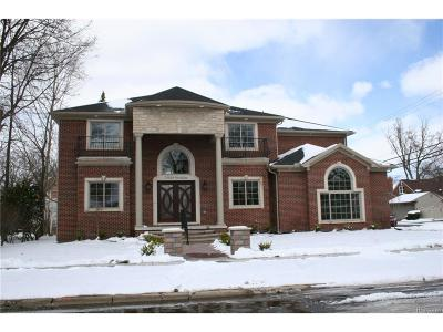 Dearborn MI Single Family Home Sold: $680,000