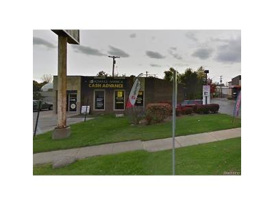 Oakland County Commercial For Sale: 4381 Highland Road