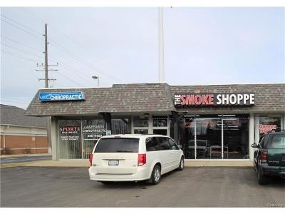 Waterford Twp Commercial Lease For Lease: 7938 Cooley Lake Road #200