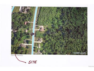 Grosse Ile, Gross Ile, Grosse Ile Twp Residential Lots & Land For Sale: Vacant Meridian