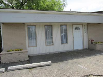 Oakland County Commercial Lease For Lease: 5663 Highland Road