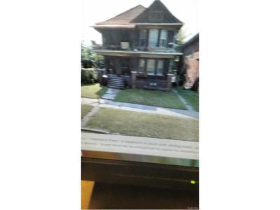 Highland Park Multi Family Home For Sale: 116 E Buena Vista Street