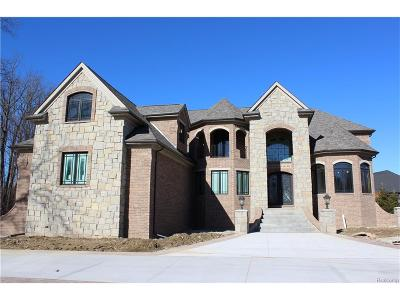 West Bloomfield Twp Single Family Home For Sale: 2692 Walnut Lake Road