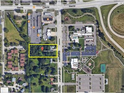 Woodhaven Residential Lots & Land For Sale: 23086 Hall Road