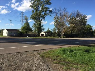 Woodhaven Residential Lots & Land For Sale: 21332 Dix Toledo Hwy