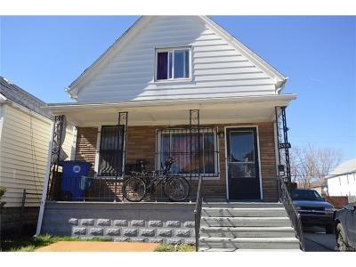 Hamtramck Multi Family Home For Sale: 2439 Danforth Street