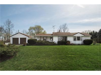 Bloomfield Twp Single Family Home For Sale: 1719 Hamilton Drive