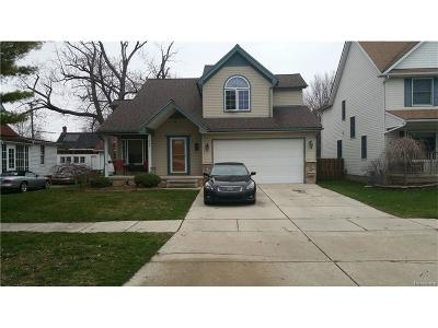 Wyandotte Single Family Home For Sale: 546 Plum