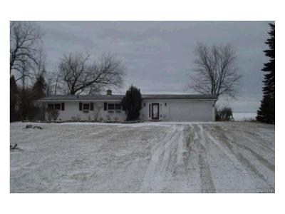 Huron Twp Single Family Home For Sale: 7982 N Pointe Drive